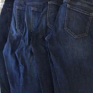 Old Navy Rock Star Jeans - 5 Pair Bundle